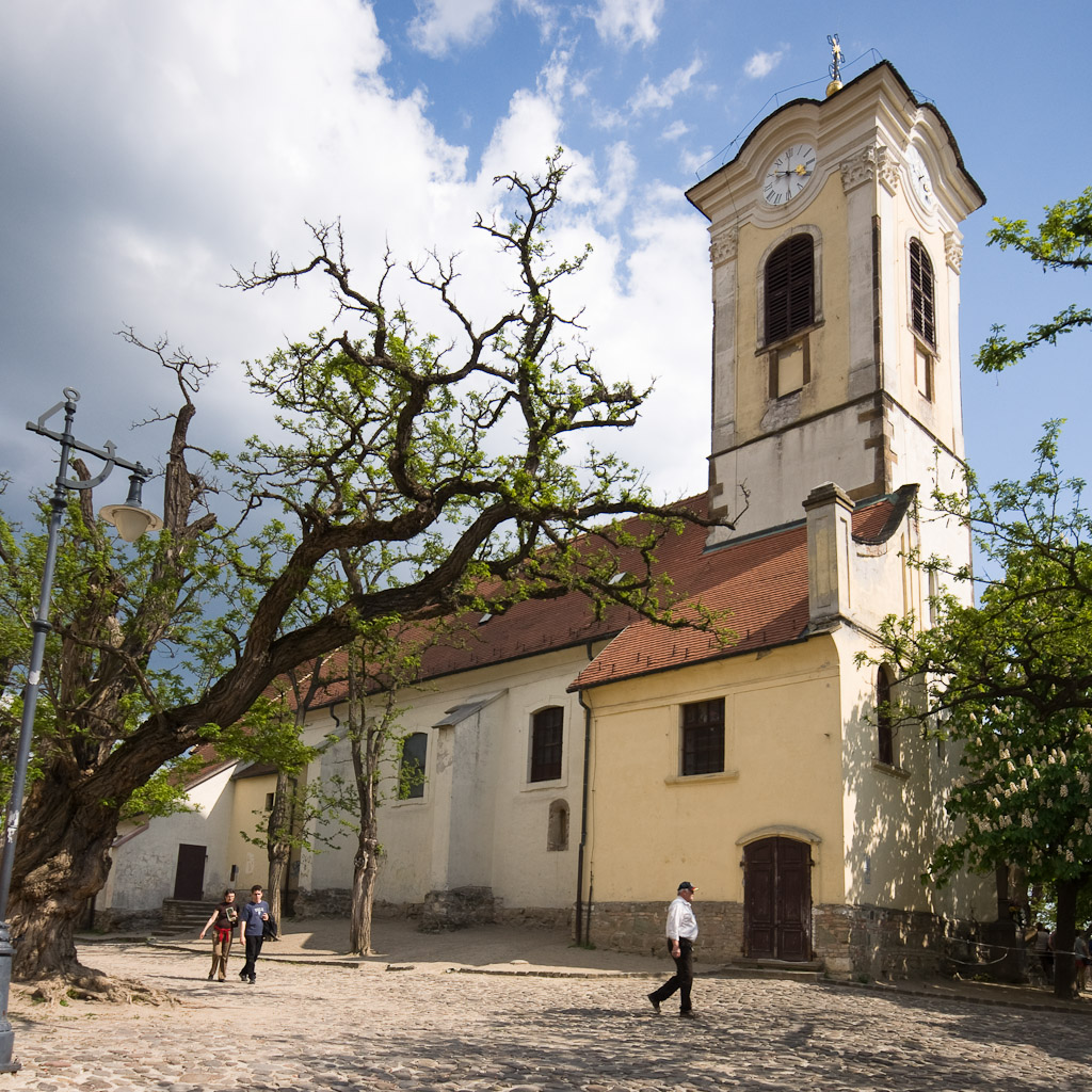 Church at Szentendre, Hungary
